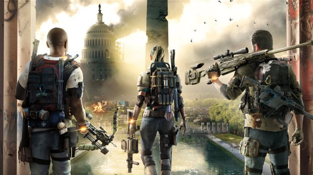 the division 2 specializations