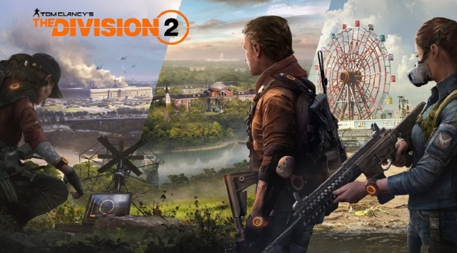 the division 2 year 1 key art
