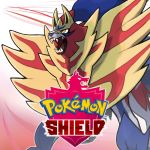 pokemon shield box art