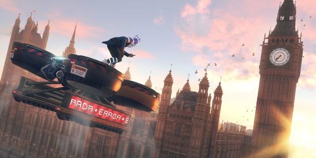 watch dogs legion london drone