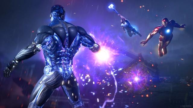 avengers adaptoid