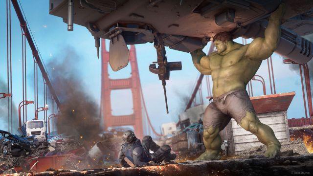avengers hulk intro mission