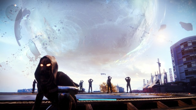 Destiny 2 traveler event